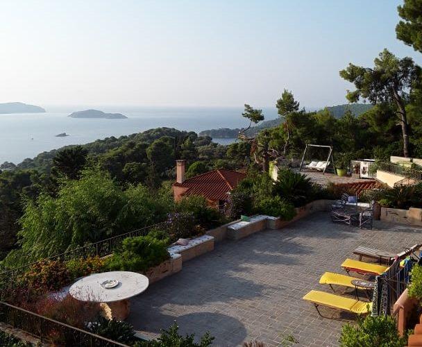 Villa Sunshine Skiathos Outdoor